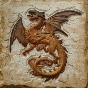 Восточный дракон 1302