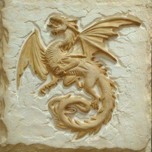 Восточный дракон 1303